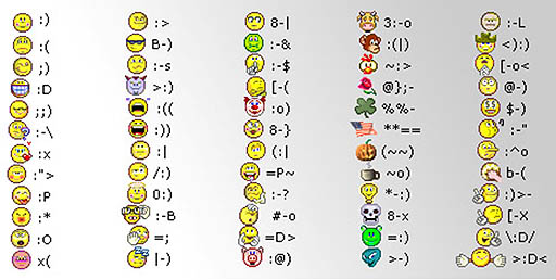 EmoticonsText