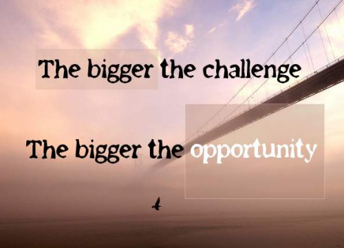 challenge-opportunity