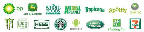 green-logotypes